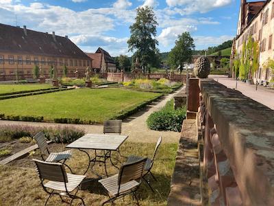 BronnbachSchlossgarten